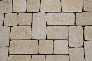 Flagstone for paving in a garden